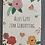 Thumbnail: Floral - alles Gute zum Geburtstag