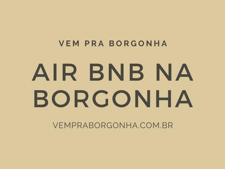 Air Bnb Na Borgonha