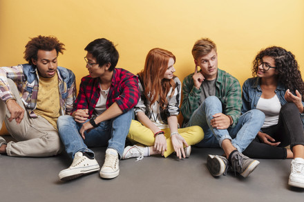 TEENS (AGES 12-15) WITH ASD