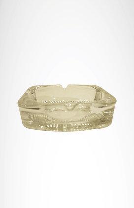 Cenicero de vidrio