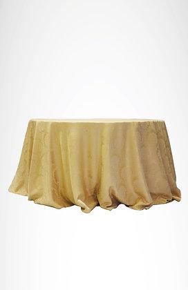 Mantel dorado Yacard
