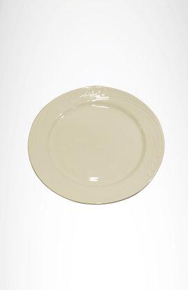 Posa platos de porcelana