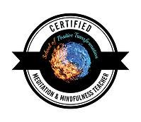School of Positive Transformation Badge.