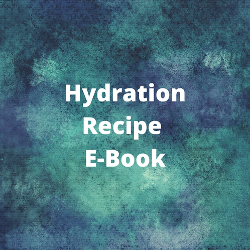 Hydration Recipe E-Book