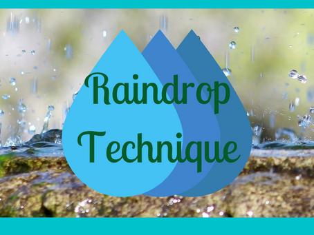 Raindrop Massage Technique