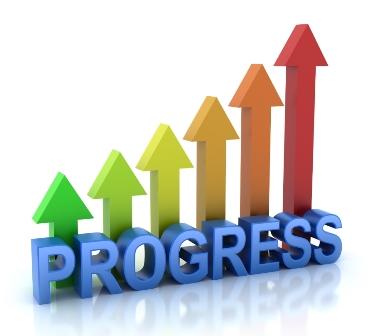 Graphic Designe  Company Progress