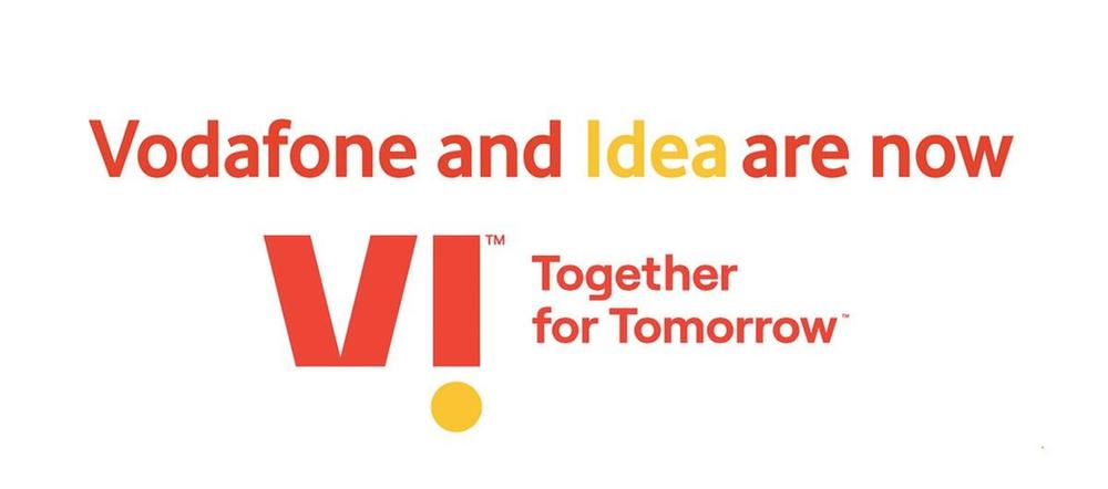 vodafone Popular brand design