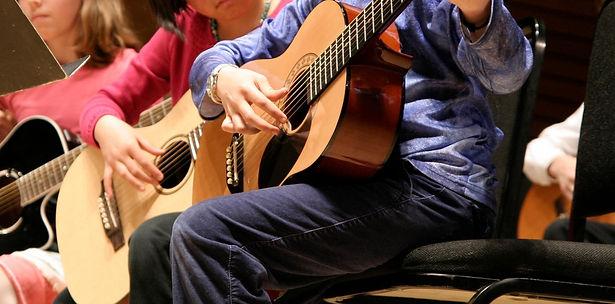 Lead Guitar Final Concert