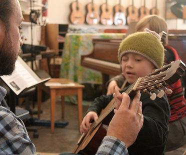 Lead Guitar at Aspen Music Festival