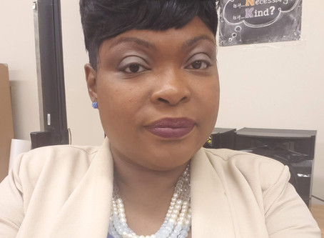 Teacher Spotlight: Roneaka Thomas-Morgan
