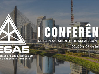 CONFERENCIA DE GERENCIAMENTO DE ÁREAS CONTAMINADAS