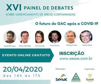 XVI Painel de Debates sobre Gerenciamento de Áreas Contaminadas