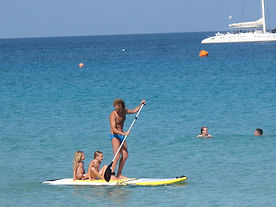 S.U.P (STAND-UP-PADDLE)