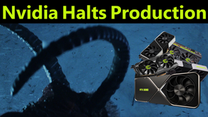 Nvidia Halts Ampere Production to Keep Pricing High