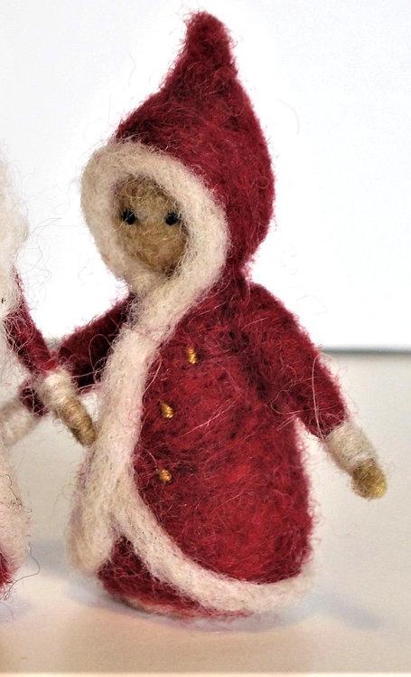 Mrs. Santa Gnome