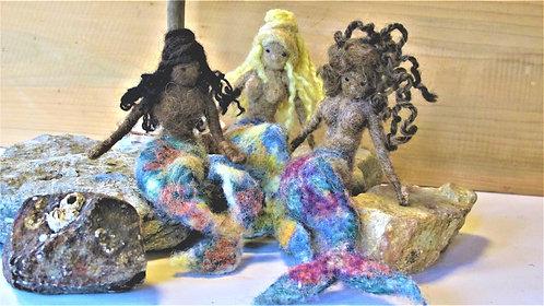 Mermaids  (sold individually)