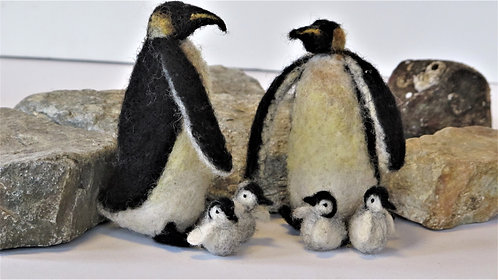 Emperor Penguins - Adult (sold individually)