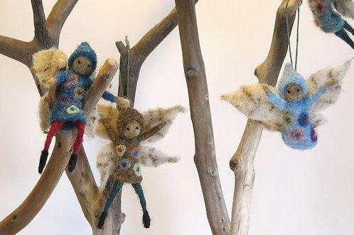 Woodland Fairies  (sold individually)