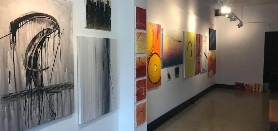 Dandelion Gallery Showroom