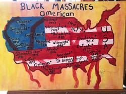 Black Massacres in America