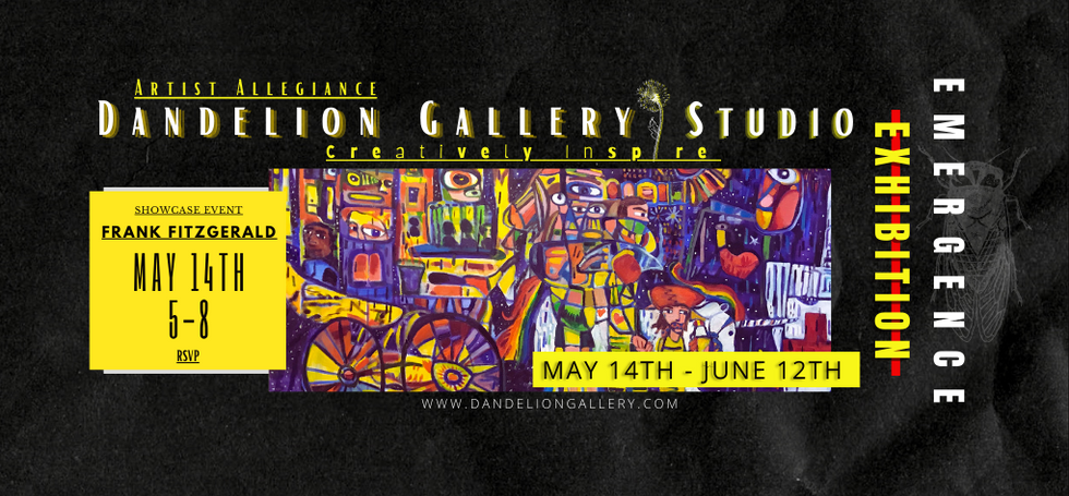 Dandelion Gallery & Studio Emergence Exhibition