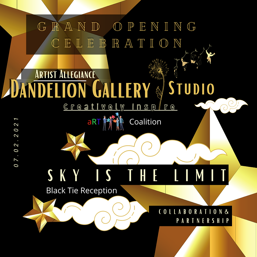 Sky is the Limit  Grand Opening Celebration Black Tie Reception