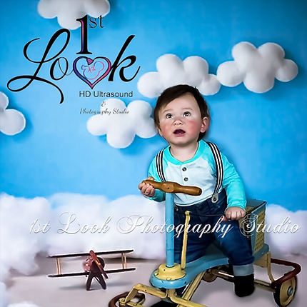 1stLook Ultrasound & Photography Studio Milestone