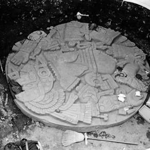 Coyolxauhqui, el fascinante hallazgo de la diosa lunar en Templo Mayor