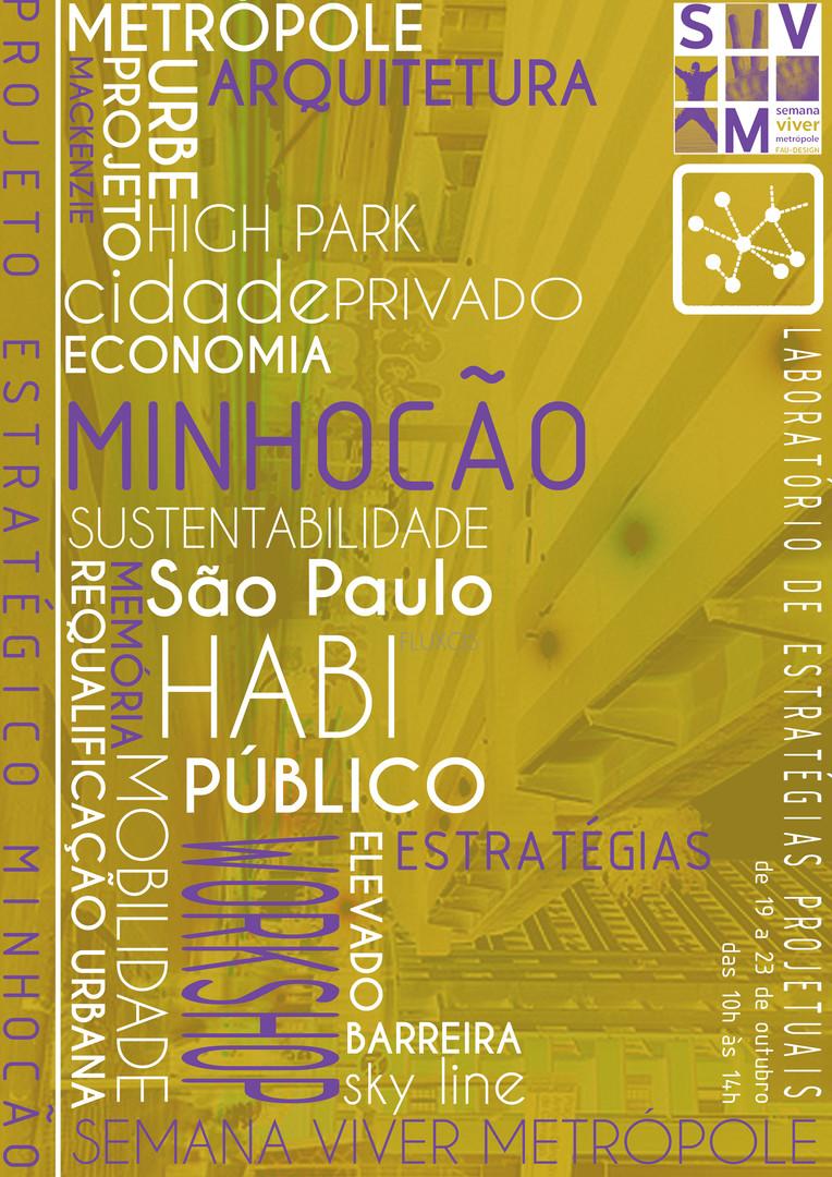 Ateliê Ensaios Urbanos - Minhocão