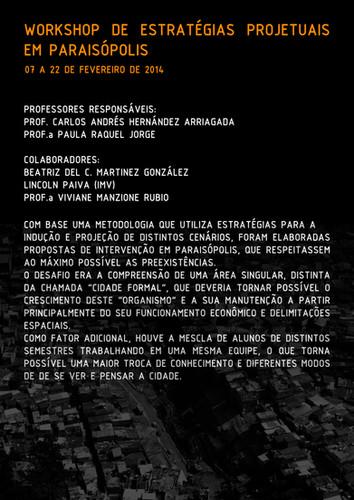 Paraisópolis - São Paulo 2014