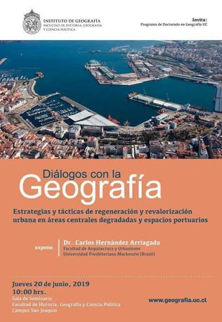 DIÁLOGOS COM A GEOGRAFIA