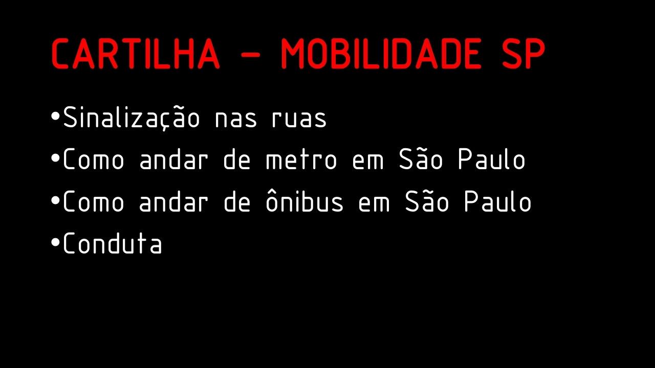 APRESENTAÇÃO_PARAISOPOLIS_2016 - CARTILH