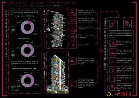 BUILDING IIN LONG TERM PANDAMICS