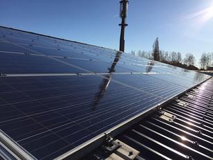 Nettoyage panneaux solaires Toulouse