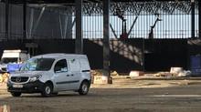 Le Groupe FQI assure l'enlèvement des déchets d'un des plus gros chantier de France !
