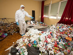 Nettoyage après décès, diogene Nice