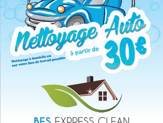 Nettoyage voiture Carcassonne