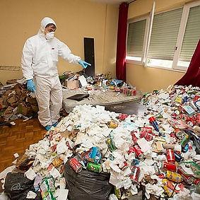 Nettoyage débarras désinfection diogène Toulouse 31