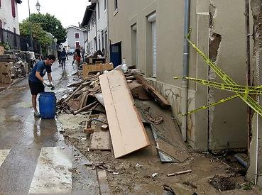 Nettoyage sinistre dégats des eaux, inondation Toulouse