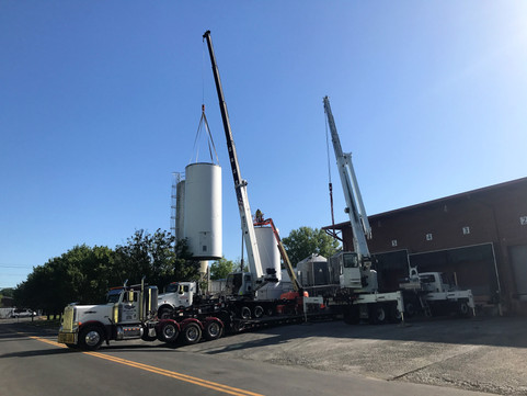 SIlo Relocation