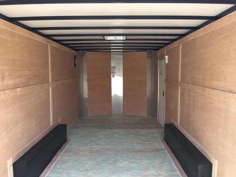 Standard 8.5' Wide Interior