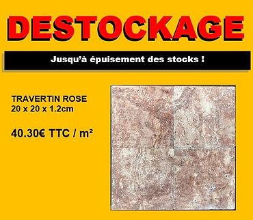 Destock tvt rose.JPG