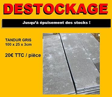 Destock tandur gris.JPG
