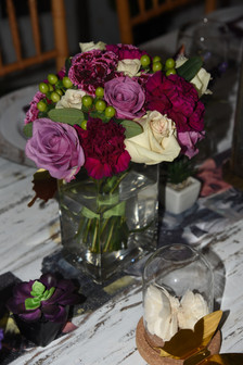 Custom Flower Arrangements