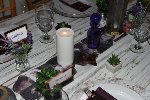 Dinner Party Decor