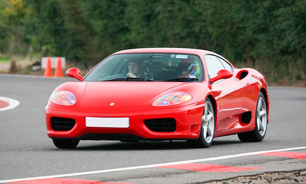 Ferrari Blast