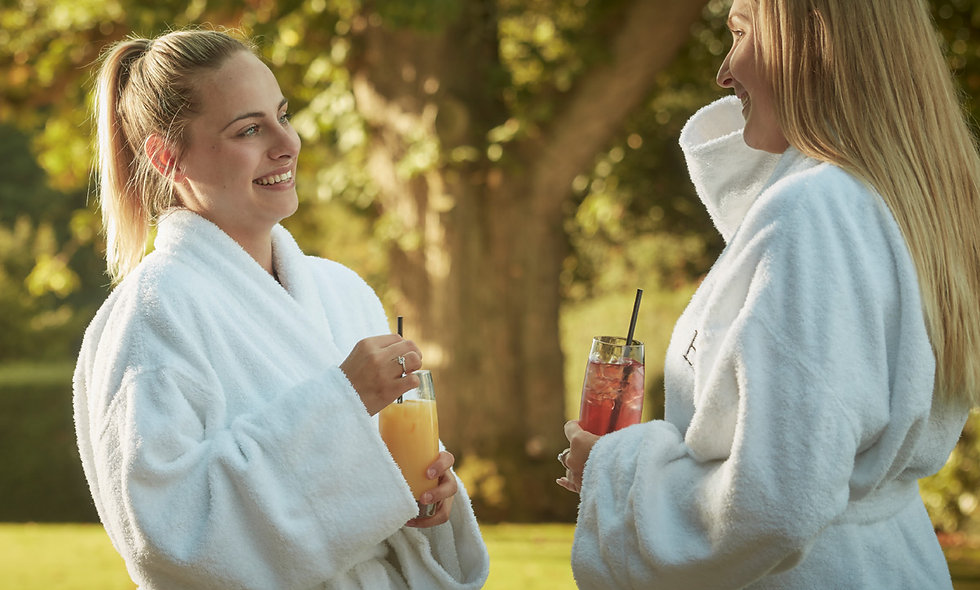 Spa Day with Treatment and Lunch for Two at The Elms Country House