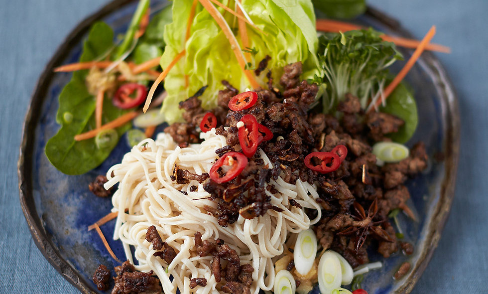 Thai Feast Class for Two at The Jamie Oliver Cookery School