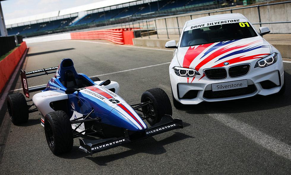 Drive Silverstone Race Car Experience