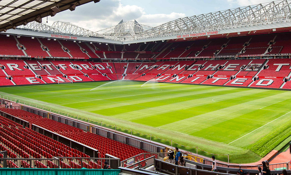 Manchester United Football Club Stadium Tour with Overnight Stay